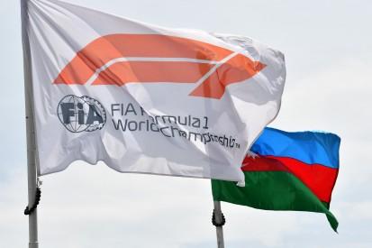 Bis 2023: Formel-1-Management verlängert Vertrag mit Aserbaidschan