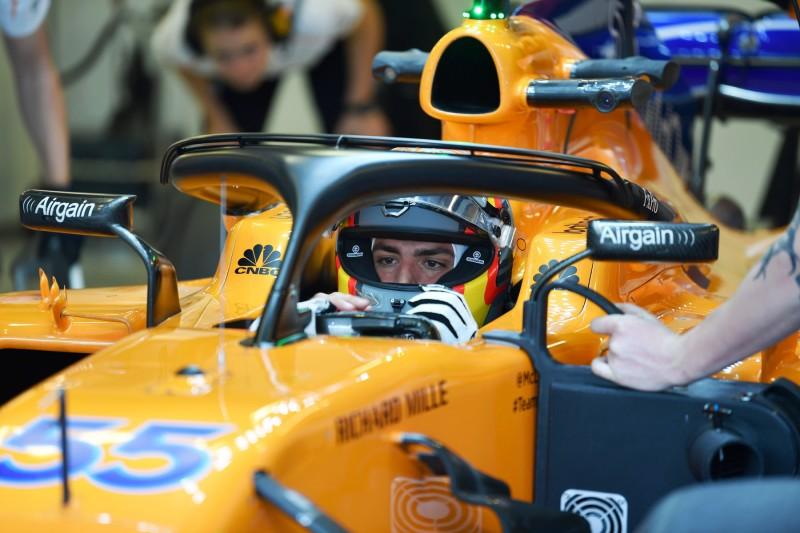 """Carlos Sainz freut sich: McLaren-Design 2019 sieht """"ganz anders"""" aus"""