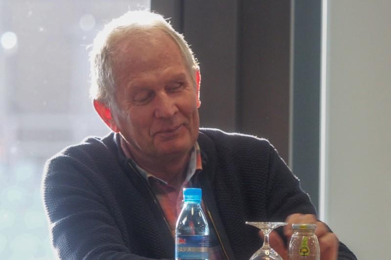Christian Horner: Helmut Marko trinkt jetzt Sake statt Glühwein!