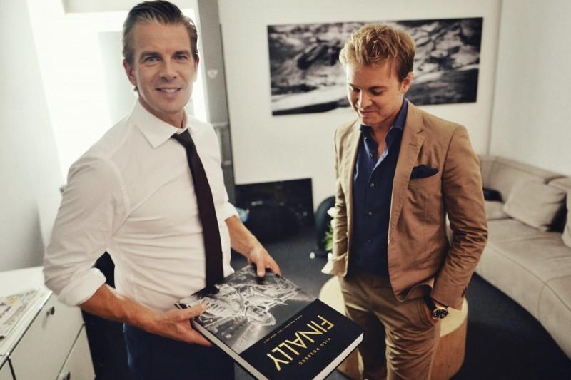 Nico Rosberg bei Markus Lanz: Über Angst im Cockpit und Flugtaxis