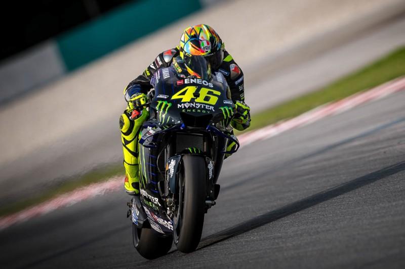 Yamaha stark: Vinales-Fabelzeit sorgt auch bei Rossi für Hoffnung