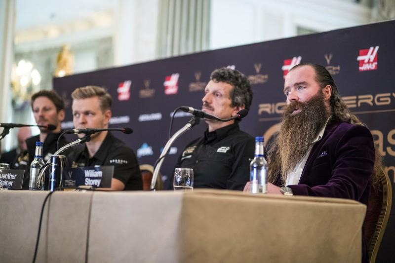 Kampfansage an Red Bull: Nur heiße Luft vom neuen Haas-Sponsor?