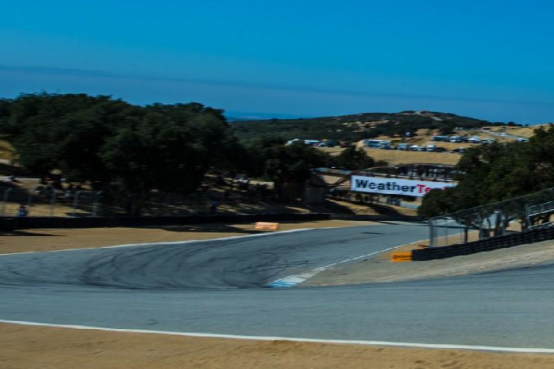 Laguna Seca wird für IndyCar-Comeback modernisiert