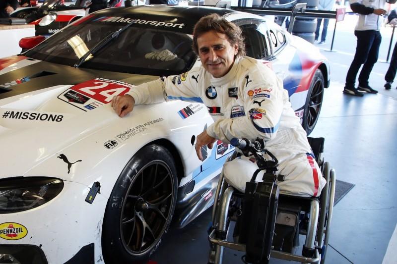 """""""Das Feuer in ihm brennt noch"""": BMW hält Alessandro Zanardi die Türe offen"""
