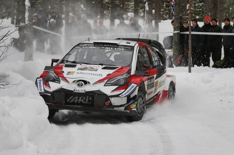 WRC-Rekordstarter: Für Latvala schließt sich in Schweden der Kreis