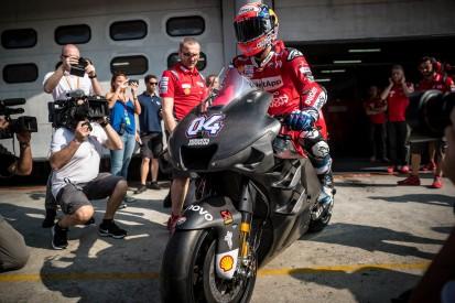 Ducati mit neuer Aero-Verkleidung: Fortschritte werden immer mühsamer