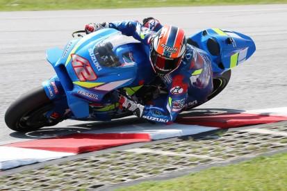 Keine Sorgen bei Suzuki: 2019er-Paket bei Sepang-Test bestätigt