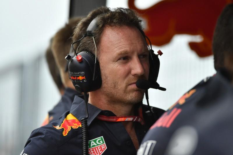 Red Bull: Für Honda-Fortschritte nimmt man auch Motorenstrafen in Kauf