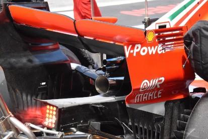 Haas-Heck verrät: Neues Auspuffkonzept bei Ferrari?