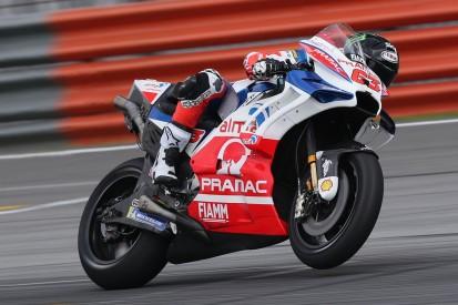 MotoGP-Rookie Bagnaia begeistert beim Sepang-Test mit Platz zwei