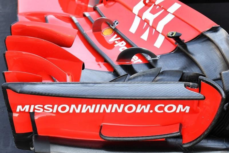 "Diskussion um ""Mission Winnow"": Ferrari-Sponsor sieht kein Problem"