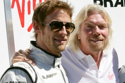 "Jenson Button: Seine späte ""Rache"" an Sir Richard Branson ..."