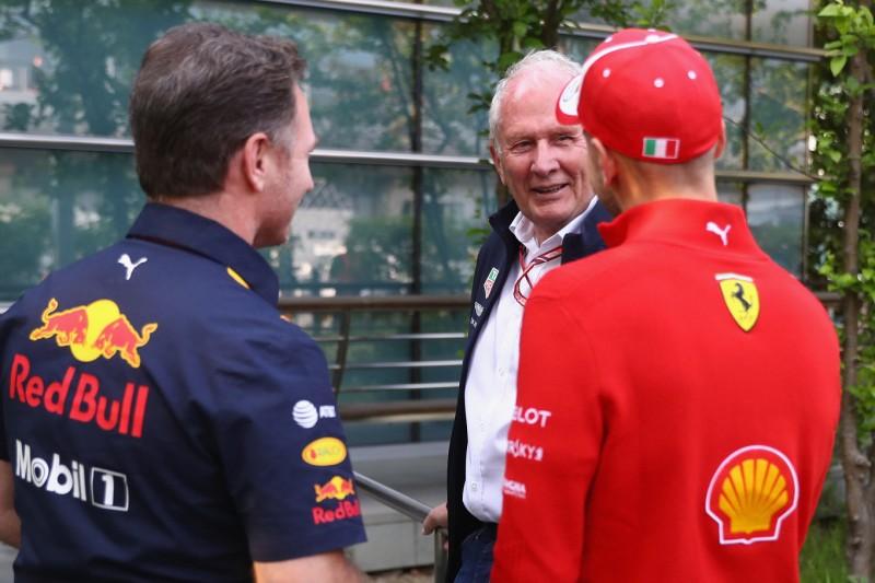 "Dreamteam Vettel & Verstappen? ""Momentan nicht aktuell ..."""