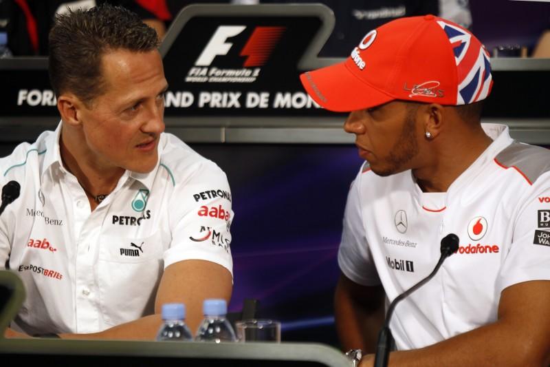 Schumis sieben Titel locken: Lewis Hamilton braucht neue Ziele