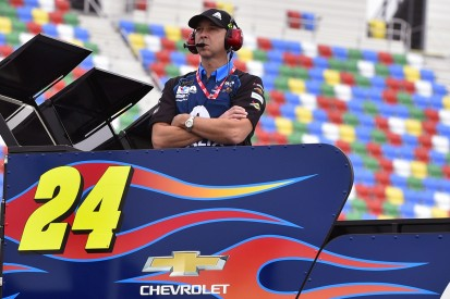 Mit Youngster William Byron: Chad Knaus jagt Crewchief-Rekord