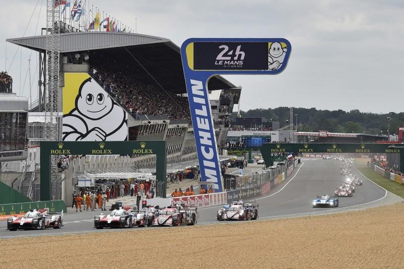 24 Stunden von Le Mans 2019: Die ersten 42 Teilnehmer stehen fest