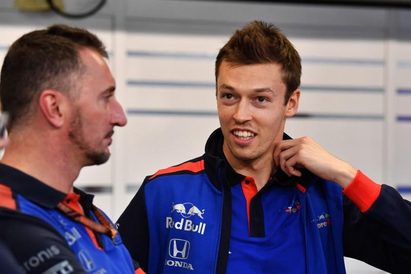2019 Rivalen: Kwjat teilte erste Formel-1-Erfahrung mit Kubica