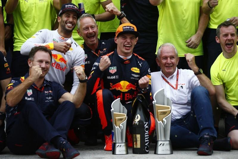Horner: Red Bull kann Ricciardo-Verlust dank Max Verstappen auffangen