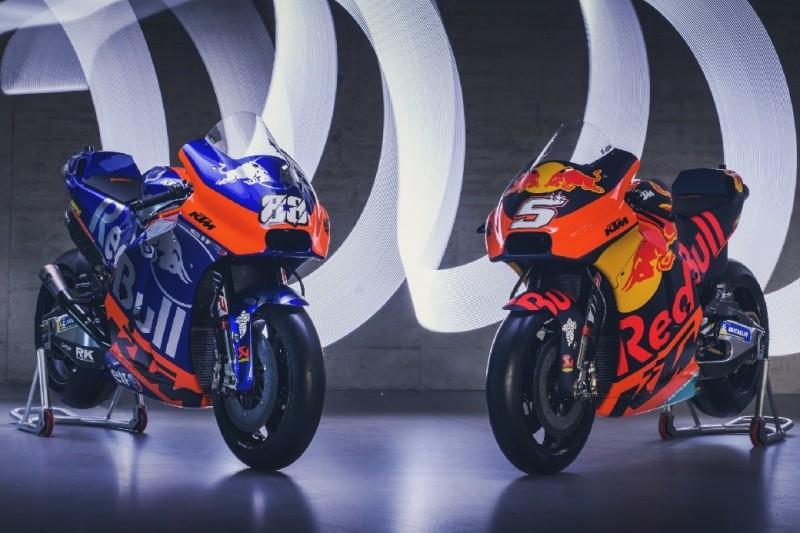 "KTM-MotoGP-Präsentation 2019: Tech 3 im ""Toro-Rosso-Design"""