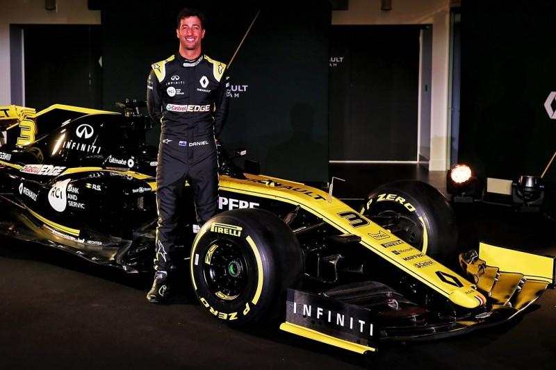 Ricciardo: Will es mit Renault wie Hamilton mit Mercedes machen!