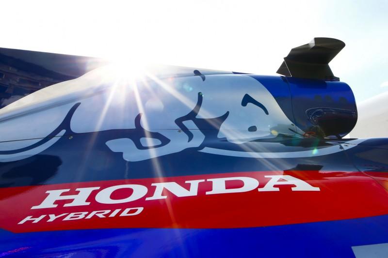 Honda versichert: Red Bull und Toro Rosso werden zu gleichen Teilen bedient