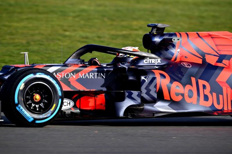 """Sehr positiver Tag"": Verstappen nach Red-Bull-Honda-Shakedown glücklich"