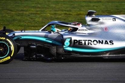 """""""Großartiges erstes Date"""": Lewis Hamilton nach Shakedown happy"""