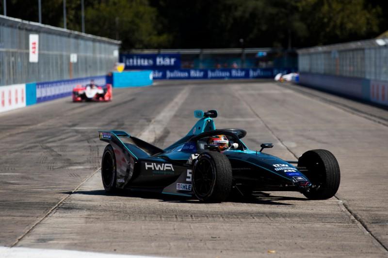 HWA will Formel-E-Startschwierigkeiten hinter sich lassen