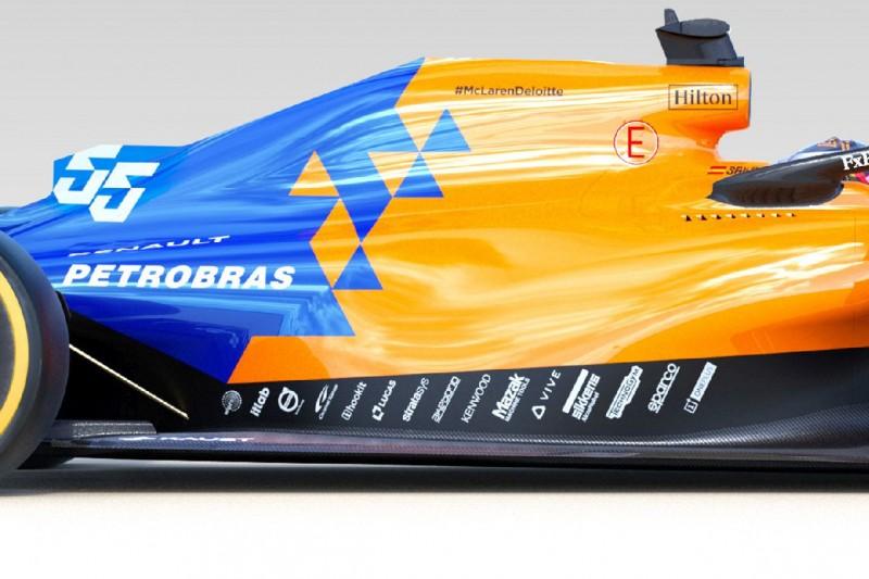 Mit welchem Benzinlieferanten fährt McLaren in der Saison 2019?