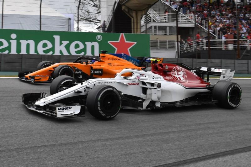 """Zak Brown kritisiert: B-Teams wie Alfa Romeo """"nicht gesund"""" für die Formel 1"""