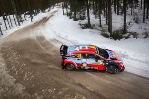 Tauwetter in Värmland: Wird die Rallye Schweden zur Schlammschlacht?