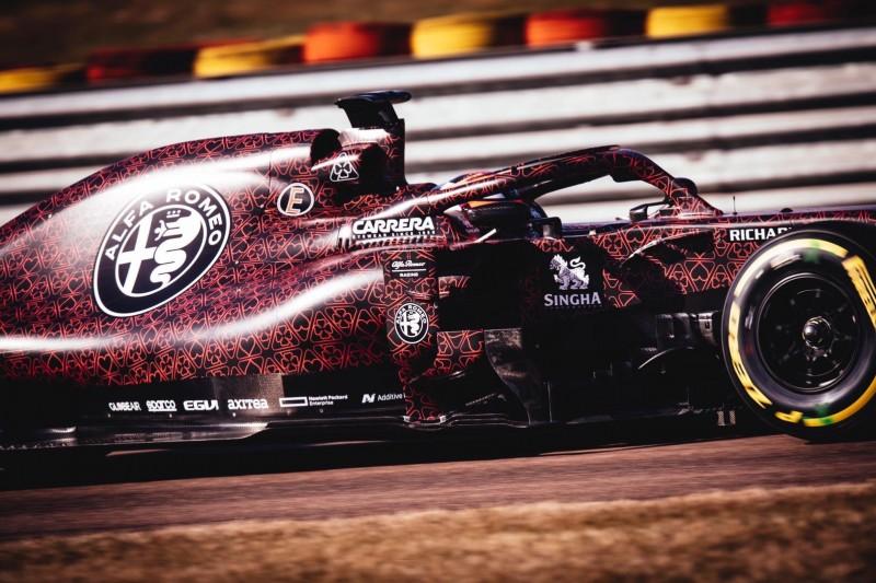 "Dank Giovinazzi: ""Letztes Teil"" für Alfa-Romeo-Shakedown rechtzeitig am Auto"
