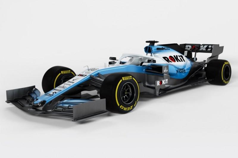Williams FW42: Erste Bilder vom neuen Boliden für die Formel-1-Saison 2019
