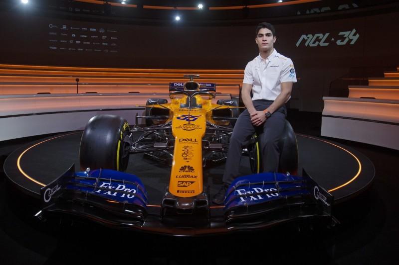 Anders als Red Bull: McLaren hört auf mich, sagt Sergio Camara
