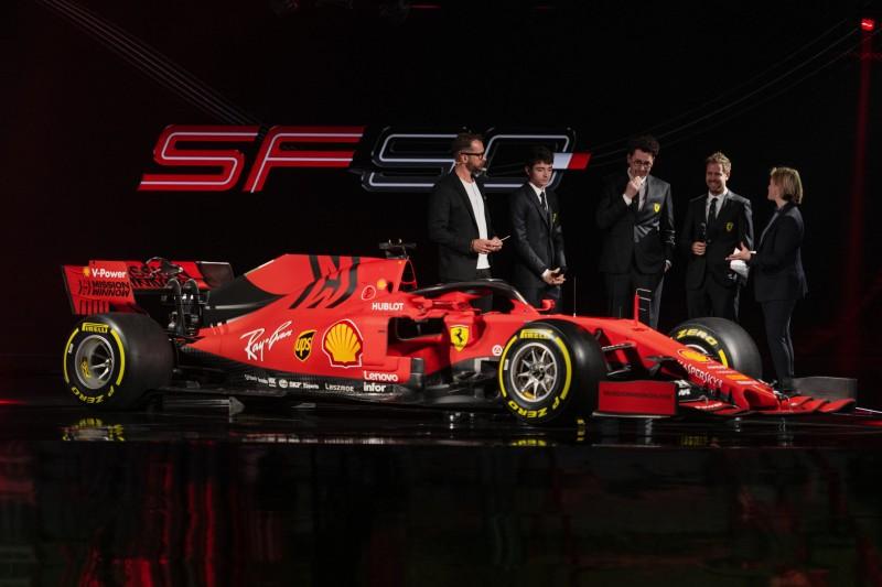 """2019 nicht Vettels letztes Ferrari-Jahr: """"Es ist klar, wofür ich hier bin"""""""
