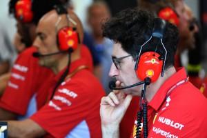 Mattia Binotto: Regeländerungen kosten Ferrari 1,5 Sekunden
