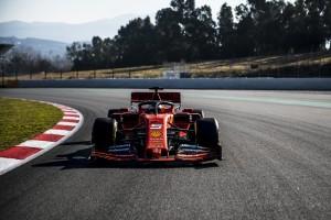 Formel 1 2019: Ferrari absolviert Shakedown mit Vettel in Barcelona