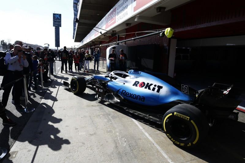 Williams FW42 verpasst Formel-1-Test wohl auch am Dienstag