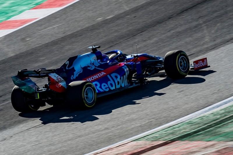 Toro-Rosso-Teamchef: Wie viel Red Bull RB14 im STR14 steckt