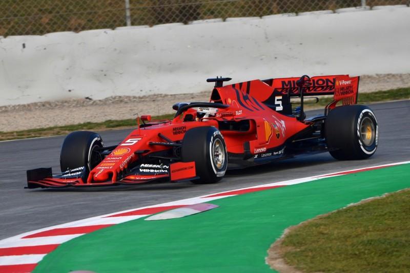"""""""Ultrastark"""": Toto Wolff beeindruckt von Sebastian Vettels Testbestzeit"""