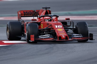 Formel-1-Tests Barcelona 2019: Ferrari gibt weiter Ton an - auch mit Leclerc