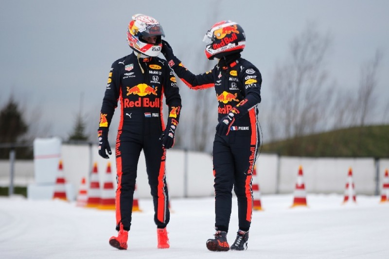 """""""Schnell und billig"""": Was Red Bull an seinen Formel-1-Fahrern schätzt"""