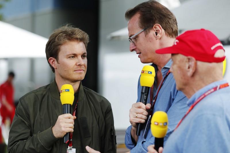 Nico Rosberg verlängert um zwei Jahre: Auch 2019 Formel-1-Experte für RTL