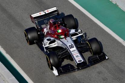 """Giovinazzi begeistert: Alfa Romeo von der ersten Runde an """"einfach zu fahren"""""""