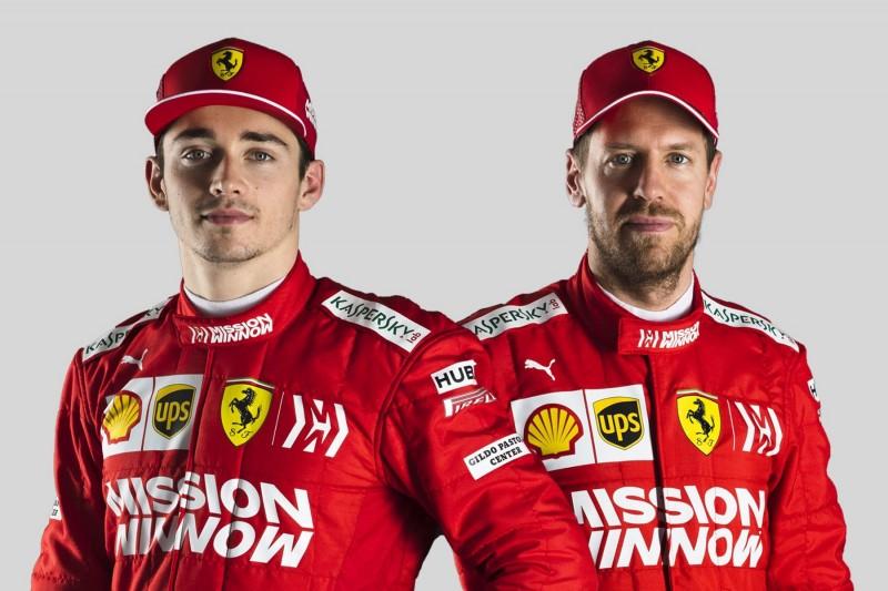 Vettel #1 bei Ferrari, aber: Wie gut ist Charles Leclerc?