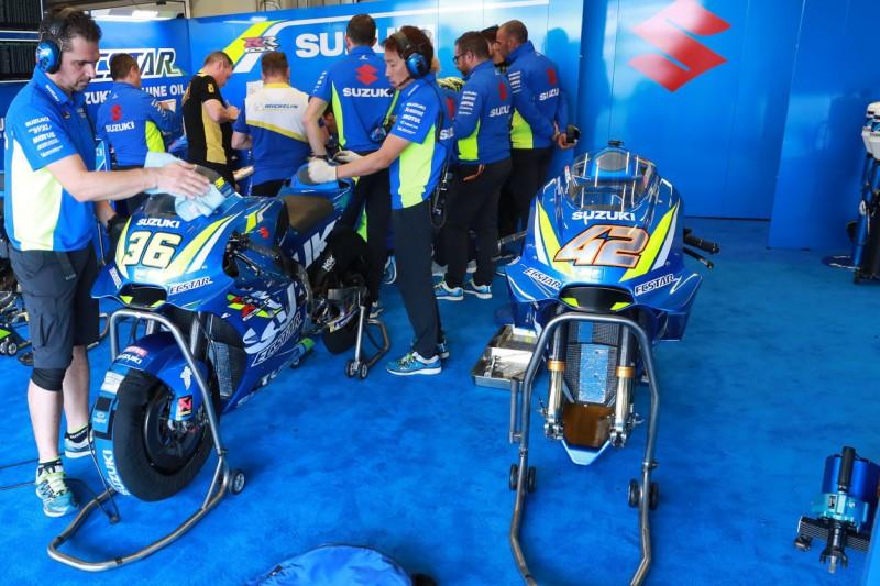 """Suzuki will """"demnächst"""" über MotoGP-Kundenteam sprechen"""