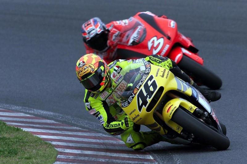 """Max Biaggi zur Rivalität mit Rossi: """"Hätte mich vielleicht anders verhalten sollen"""""""