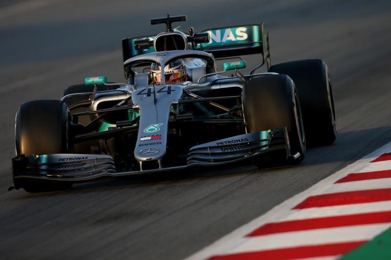 Hamilton gelassen: Ferrari-Zeiten sind doch jedes Jahr das Gleiche!