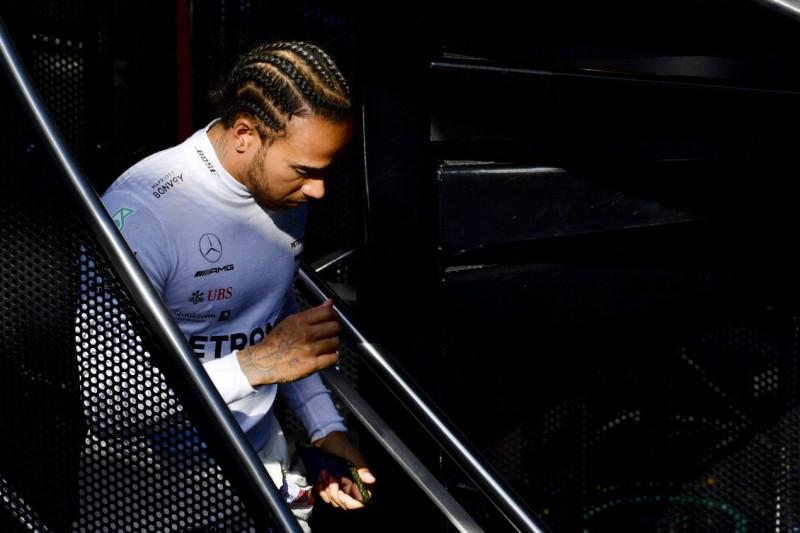 """""""Pate der Modewelt"""": Lewis Hamilton trauert um Karl Lagerfeld"""