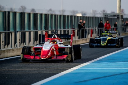 Neue Formel 3 mit erfolgreichem Shakedown in Magny-Cours